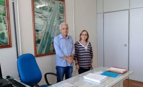 Governador confirma a pavimentação asfáltica da travessia de Pilões