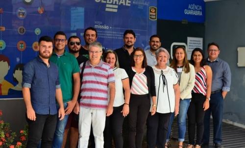 Prefeitura de Pilões capacita diretor municipal no EMPRETEC