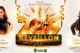 Prefeitura de Pilões divulga programação de fim de ano