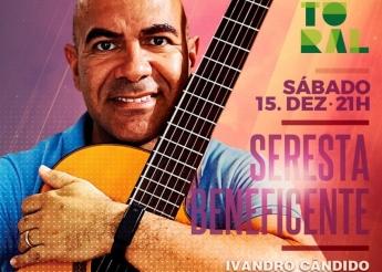 Projeto Terça Cultural realizará Seresta Beneficente no dia 15/12