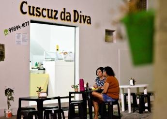 Empreendedor de Pilões faz sucesso vendendo Cuscuz