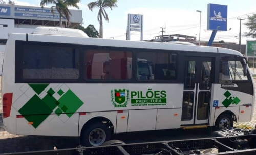 Prefeitura de Pilões adquire veículos novos para atender a Saúde