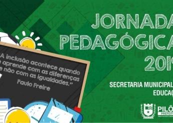 Secretaria de Educação inicia Jornada Pedagógica 2019, em Pilões