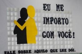 Em Pilões, a Secretaria de Educação lança projeto de combate ao suicídio