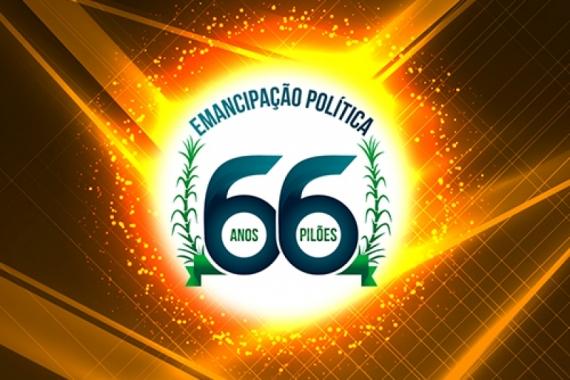 Pilões comemora seus 66 anos de emancipação política com oito dias de programação cultural