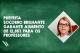 Prefeita Socorro Brilhante garante aumento salarial acima da média nacional, para profissionais do magistério