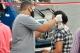 Prefeitura de Pilões distribuiu 1500 máscaras na feira livre, além de adesivos informativos no comércio