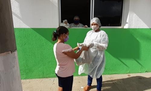 Prefeitura de Pilões inicia a entrega dos kits merenda nesta quarta, 13