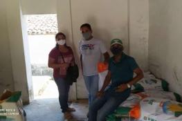 Pilões é o primeiro município a distribuir sementes para agricultores, no Brejo Paraibano