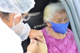 Pilões realiza Dia D de vacinação contra Covid-19, nesta terça
