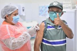 COVID-19 - Secretaria de Saúde anuncia mais um grupo de vacinação